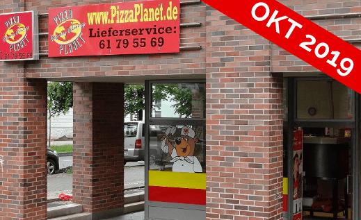 Pizza Planet Lieferservice Neueröffnung